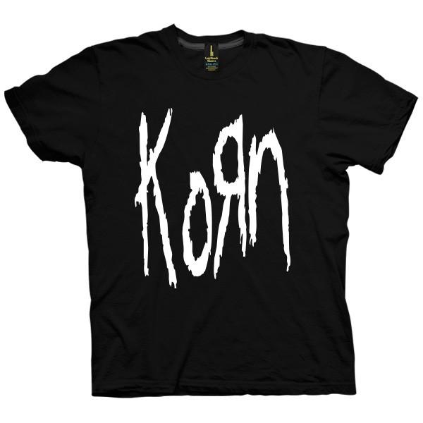 تی شرت گروه Korn