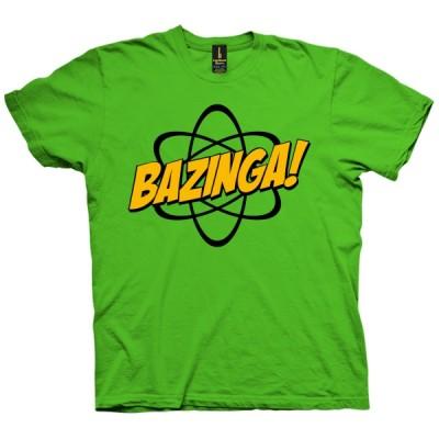 تی شرت Bazinga