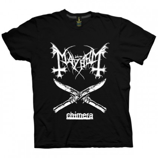 تی شرت گروه Mayhem