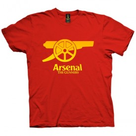 تی شرت ARSENAL The Gunners