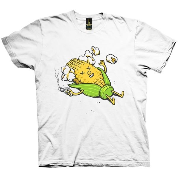 تی شرت Corn Suicide