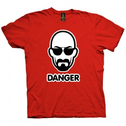 تی شرت Heisenberg I Am The Danger