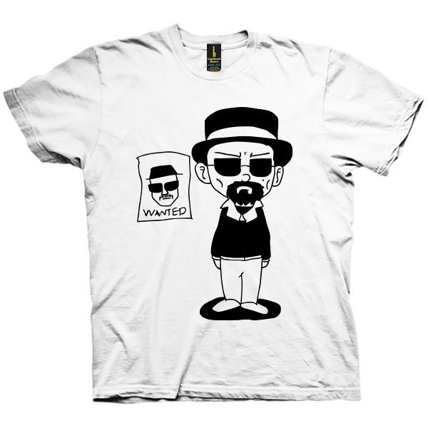تی شرت Heisenberg