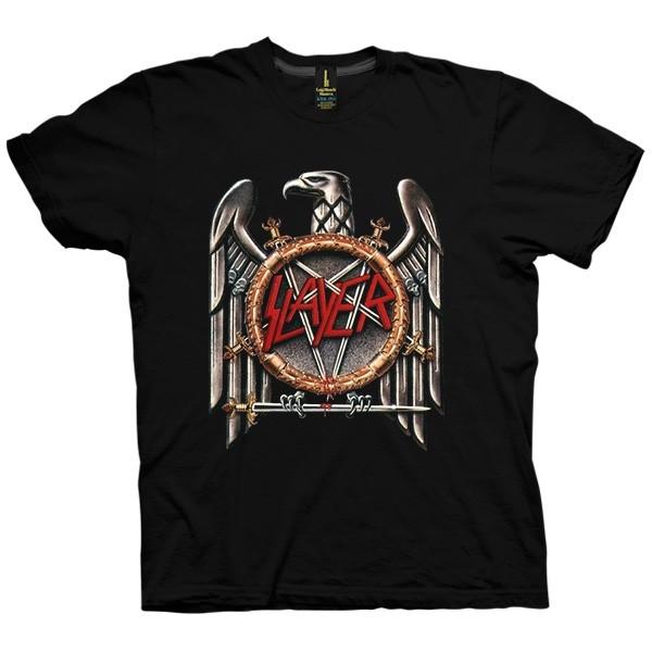 تی شرت گروه Slayer