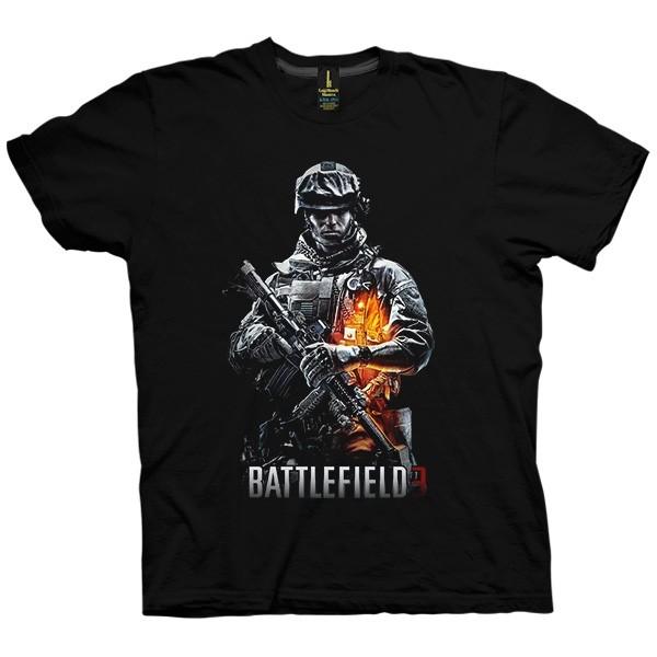 تی شرت Battlefield