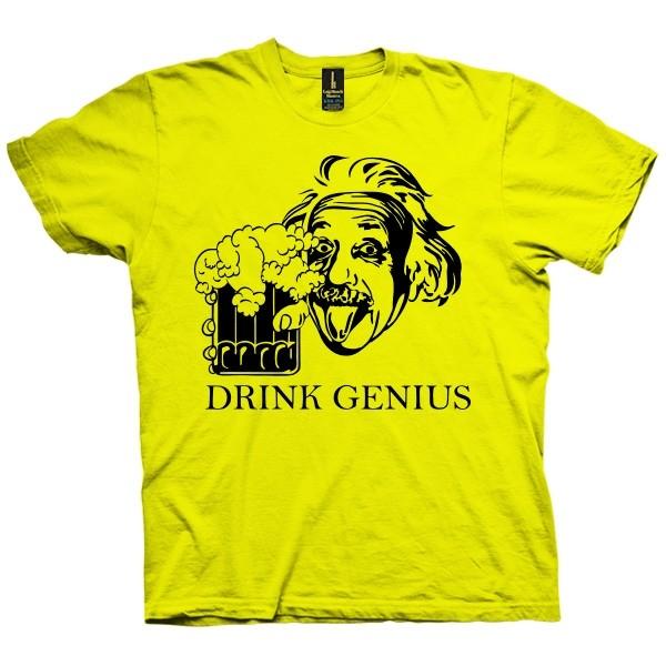 تی شرت Drink Genius