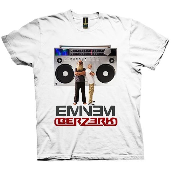 تی شرت EMINEM Berzerk