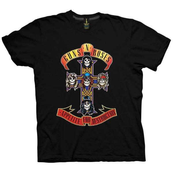 تی شرت Guns N' Roses