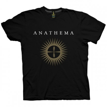 تی شرت Anathema we're here