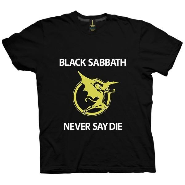 تی شرت گروه Black Sabbath