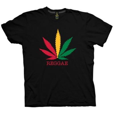 تی شرت Love Reggae Weed Marijuana