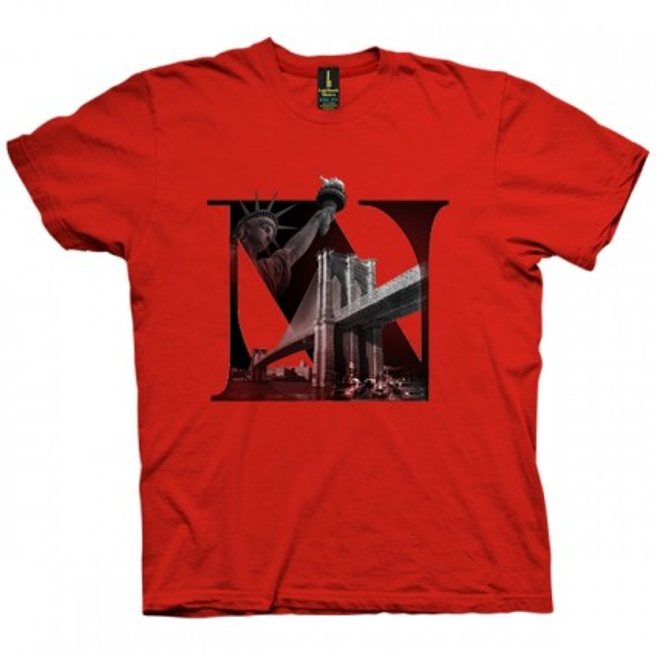 تی شرت New York