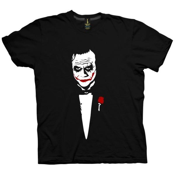 تی شرت The jokerfather