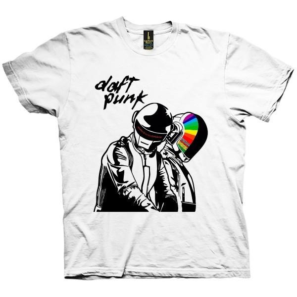 تی شرت Daft Punk