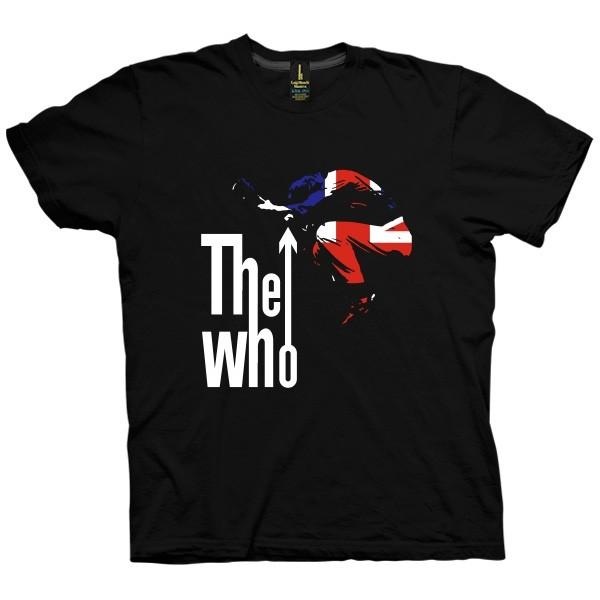 تی شرت THE WHO