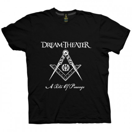 تی شرت Dream Theater A Rite Of Passage