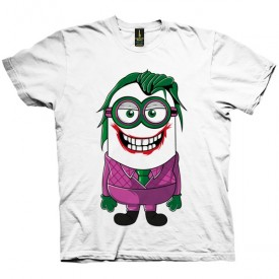 تی شرت Minion Joker