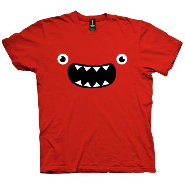 تی شرت Funny Monster Face