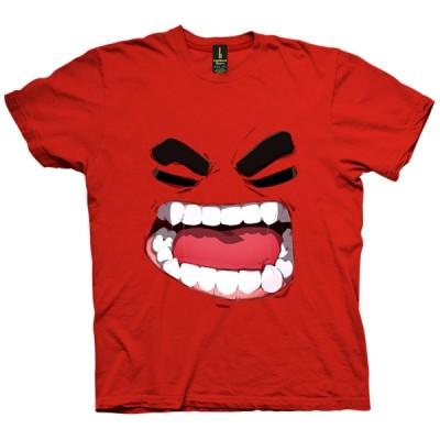 تی شرت Anger Face