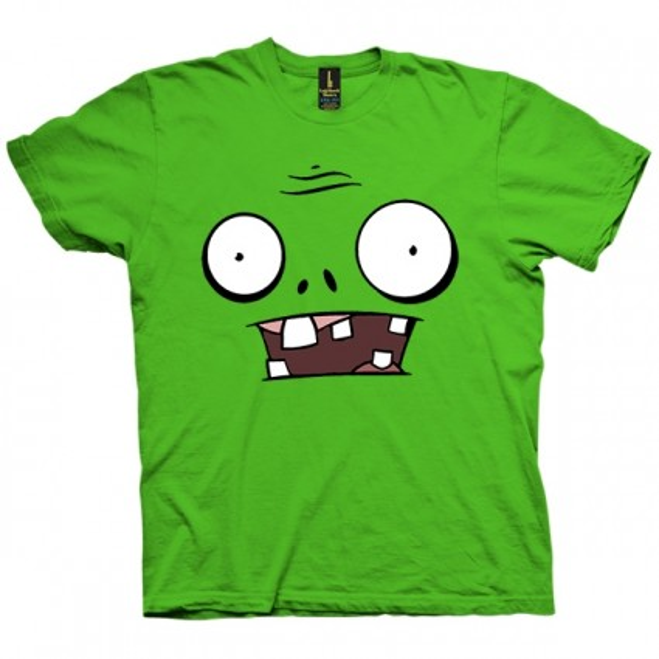 تی شرت Zombie Face