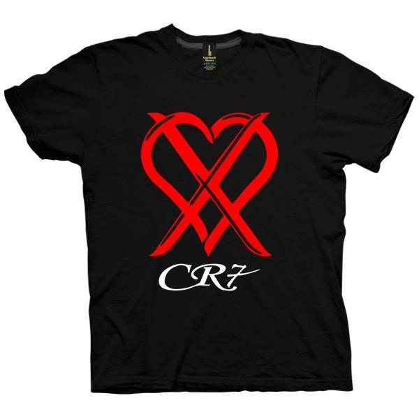 تی شرت Ronaldo Love to win Hearts
