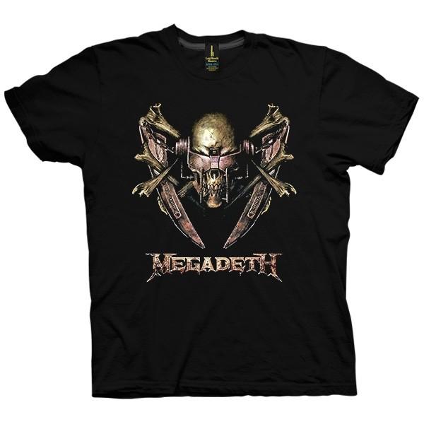 تی شرت Megadeth