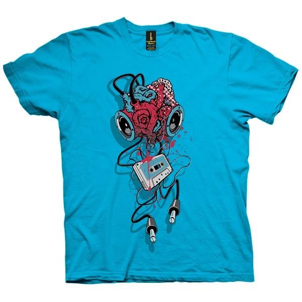 تی شرت RadioHeart