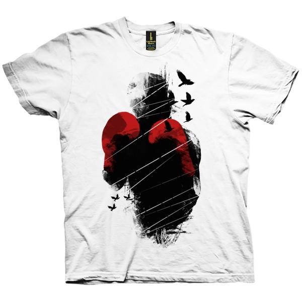 تی شرت The Red Champion