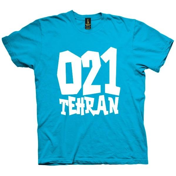 تی شرت تهران 021