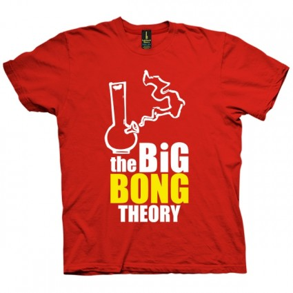 تی شرت The Big Bong Theory