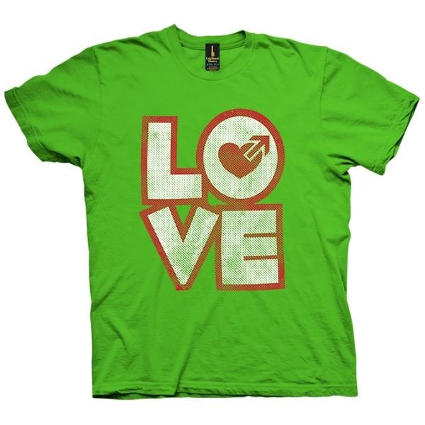 تی شرت Open your heart