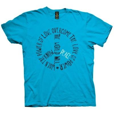 تی شرت Peace sign