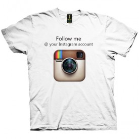 تی شرت Instagram Icon