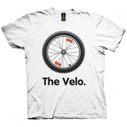 تی شرت The Velo Bicycle