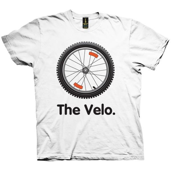 تی شرت The Velo Bicycle