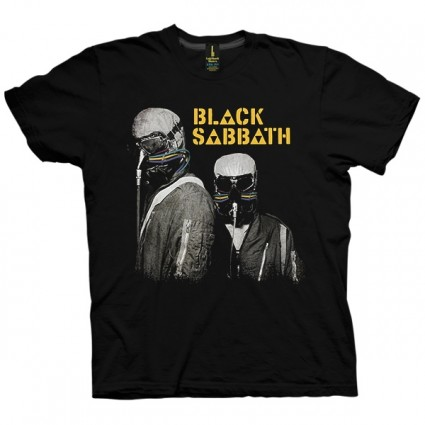 تی شرت Black Sabbath Never Say Die