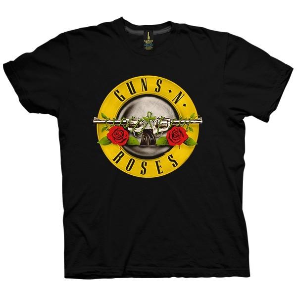 تی شرت Guns N' Roses Logo