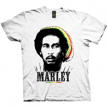 تی شرت Bob Marley Large Face