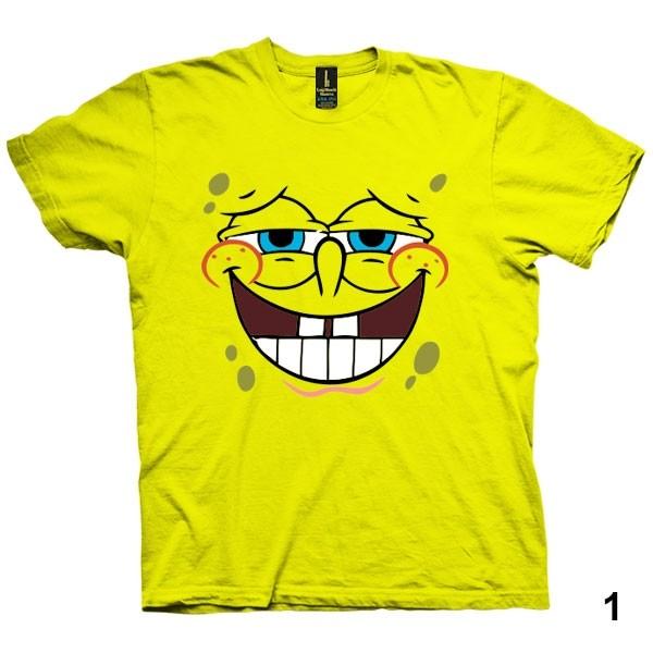 تی شرت باب اسفنجی