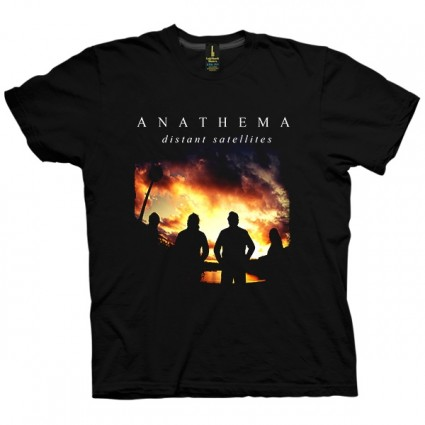 تی شرت Anathema distant satellites