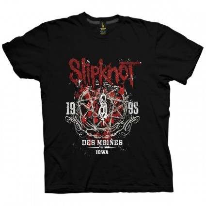 تی شرت Slipknot Iowa Star