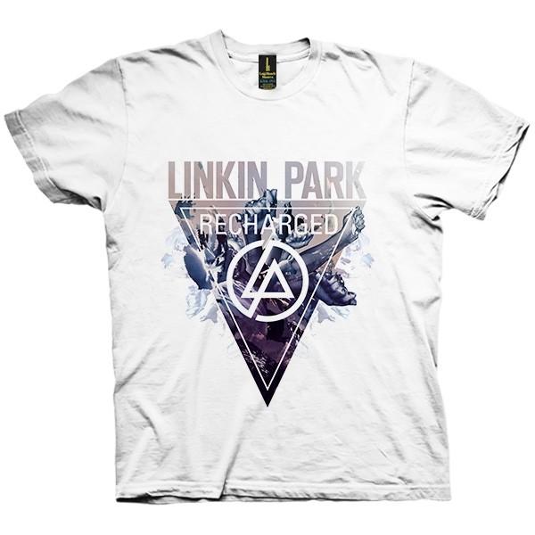 تی شرت لینکین پارک Recharged