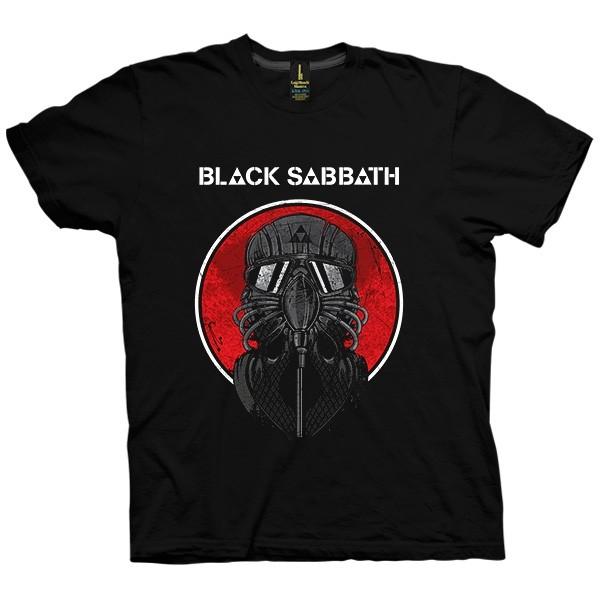 تی شرت Black Sabbath Live Concert