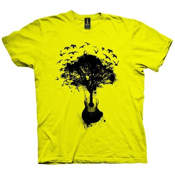 تی شرت Song Birds