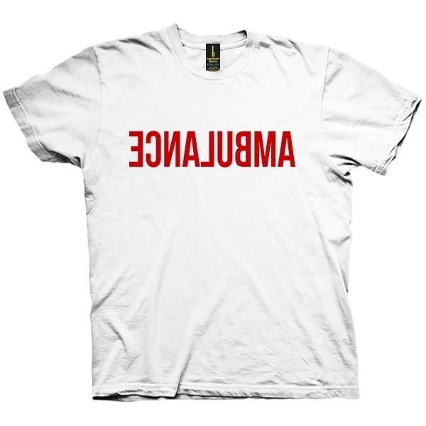 تی شرت AMBULANCE