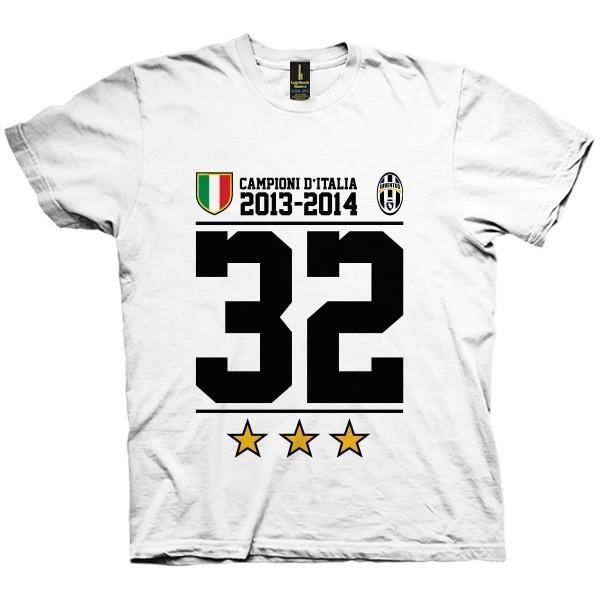 تی شرت Juventus Campioni