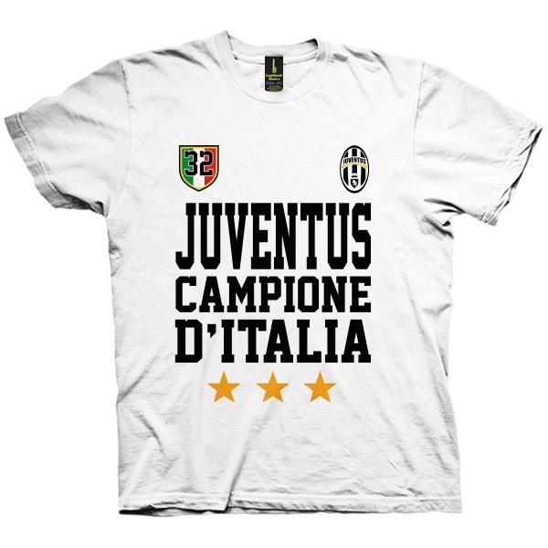 تی شرت Juventus Campione