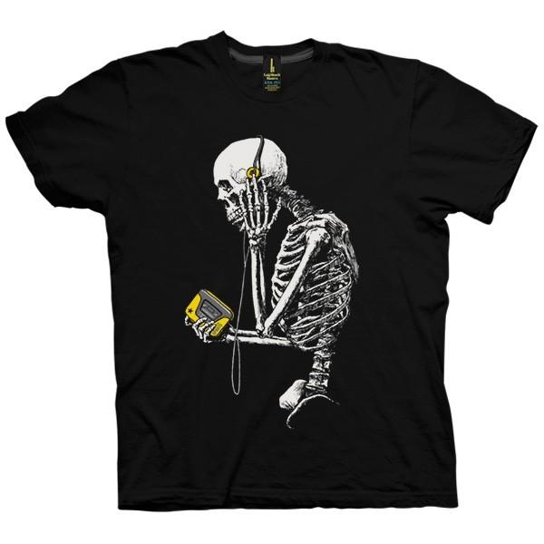 تی شرت Stuck in the past