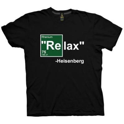 تی شرت Relax Heisenberg