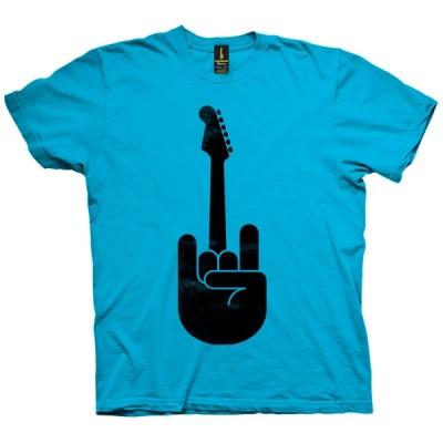 تی شرت Rock Guitar